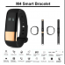M4 Bluetooth Smart Band Blood Pressure Heart Rate Monitor Watch Intelligent Bracelet Fitness Bracelet Pedometer Tracker New