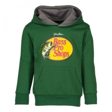 Bass Pro Shops Woodcut Long-Sleeve Hoodie for Men