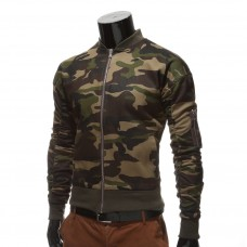 Commando Zip Up Stander Jacket