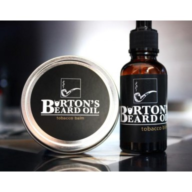 Burton's Beard Oil