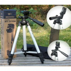 WT-3110A Digital Camera Light stand Portable Tripod
