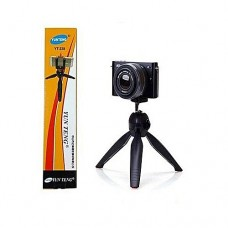 Yunteng YT-228 - Mini Tripod With Mobile Clip -