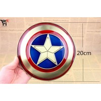 Captain America Big Metal Shield