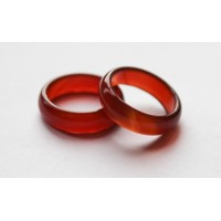 RED AQEEQ RING