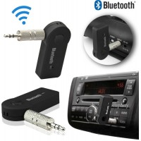 Generix 3.5MM Bluetooth AUX Audio Stereo HandFree Receiver Adapter Kit